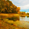Autumn Lake Jigsaw