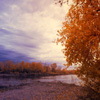 Autumn Sunset Jigsaw