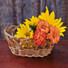 Click here to play Basket of Flowers