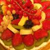 Cake Berries Jigsaw