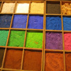 Colored Powder Jigsaw