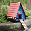 Colorful Bird House Jigsaw