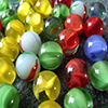 Colorful Marbles Jigsaw
