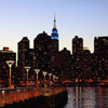 East River Night Jigsaw