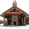 Fireplace Cottage Jigsaw
