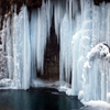 Frozen Waterfall Jigsaw