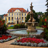 Garden Fountain Jigsaw