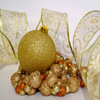Golden Bauble Jigsaw
