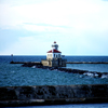 Lighthouse Blue Jigsaw