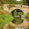 Old Canal Bridge Jigsaw