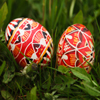 Painted Eggs Jigsaw