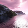 Pink Waters Jigsaw