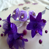 Purple Decoration Jigsaw