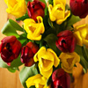 Red And Yellow Tulips Jigsaw