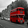 Red Bus Jigsaw