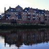 River Buildings Jigsaw