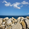 Rocks By The Water Jigsaw