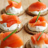 Salmon Appetizers Jigsaw