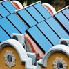 Solar Collectors Jigsaw