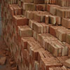 Stacked Bricks Jigsaw