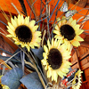 Sunflower Bouquet Jigsaw