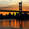 Sunset Bridge Jigsaw