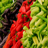 Various Peppers Jigsaw