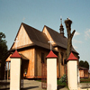 Wooden Church Jigsaw