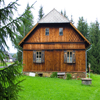 Wooden Cottage Jigsaw