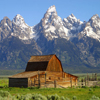 Wyoming Barn Jigsaw