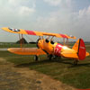 Yellow Aircraft Jigsaw