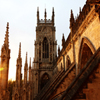 Click here to play York Minster Sunset